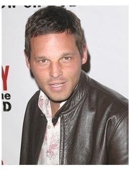 Greys Anatomy DVD Release Party: Justin Chambers