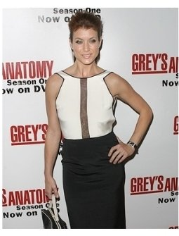 Greys Anatomy DVD Release Party: Kate Walsh