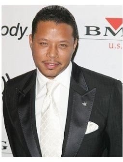 2006 Pre-Grammy Party Photos: Terrence Howard