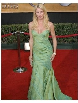 2006 SAG Awards Fashion Photo: Nicollette Sheridan