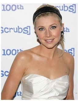 Scrubs 100th Episode Party Photos: Sarah Chalke