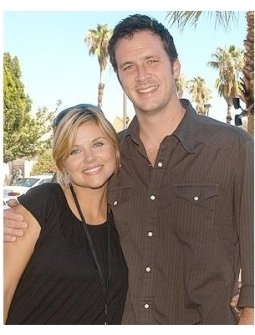 Palm Springs Short Film Festival Photos:  Tiffani Thiessen and Brady Smith