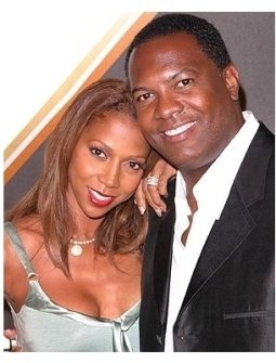 Entertainment Weekly Magazine 3rd Annual Pre-Emmy Party Photos:  Holly Robinson-Peete and Rodney Peete