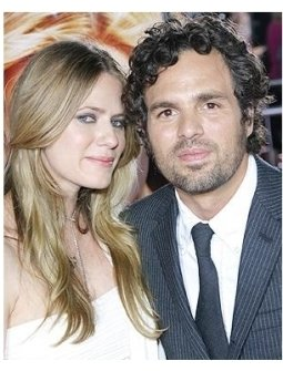 Just Like Heaven Premiere: Mark Ruffalo and wife Sunrise Coigney