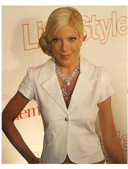Life & Style Magazine 2005 Stylemakers Party Photos: Tori Spelling