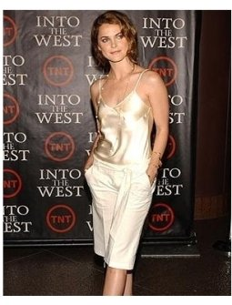 Into the West Premiere: Keri Russell