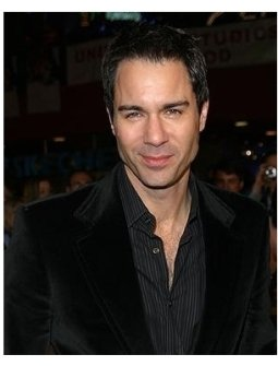 Eric McCormack at The Wedding Date Premiere