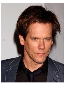 Kevin Bacon at The Woodsman Premiere