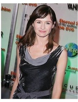 Emily Mortimer at the Eternal Sunshine of the Spotless Mind DVD Release Party