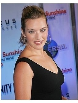 Kate Winslet at the Eternal Sunshine of the Spotless Mind DVD Release Party