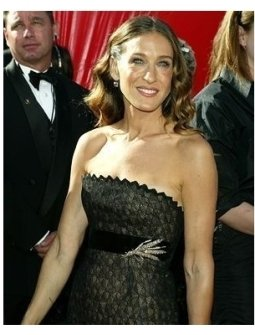 Sarah Jessica Parker at the 2004 Primetime Emmy Awards