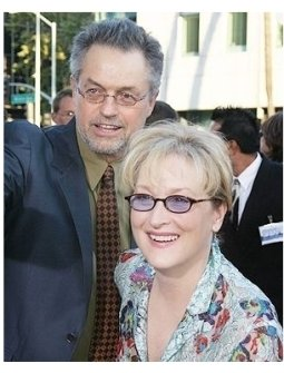 "Director Jonathan Demme and Meryl Streep at ""The Manchurian Candidate"" Premiere"