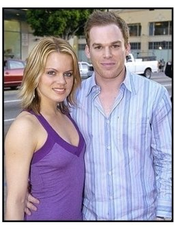 "Michael C. Hall on the red carpet at the ""Six Feet Under"" Premiere-ONE TIME USE ONLY"