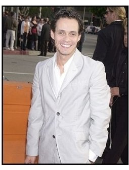 "Marc Anthony at the ""Man on Fire"" Premiere"