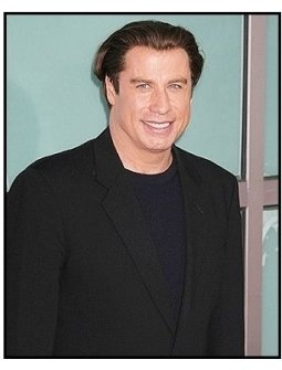 "John Travolta at ""The Punisher"" Premiere"