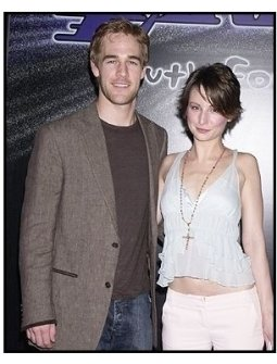James Van Der Beek at the Palms Casino Royale to Benefit the Lakers Children Foundation
