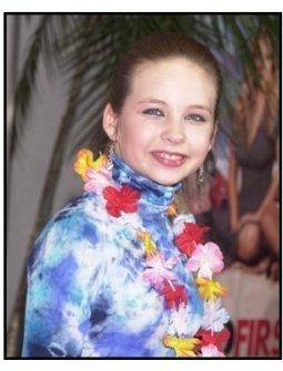"Daveigh Chase at the ""50 First Dates Premiere"""