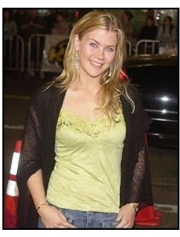 "Alison Sweeney at ""The Big Bounce"" Premiere"