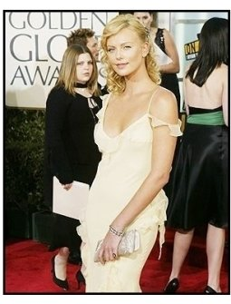 61st Annual Golden Globes Awards--Red Carpet--Charlize Theron--Getty--ONE TIME USE ONLY