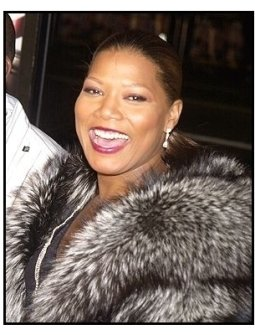 """Queen Latifah at the """"Barbershop 2: Back in Business"""" premiere"""