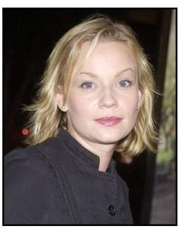 "Samantha Mathis at the ""Along Came Polly"" Premiere"