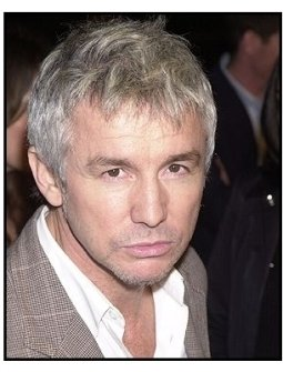 """Baz Luhrmann at the """"Master and Commander"""" premiere"""