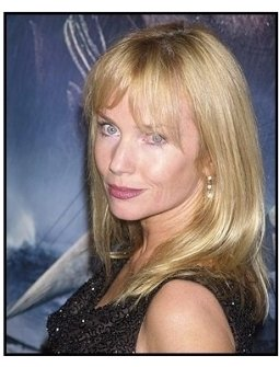 "Rebecca DeMornay at the ""Master and Commander"" premiere"