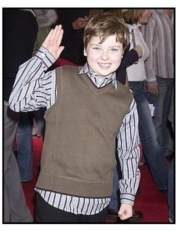 """Spencer Breslin at the """"Dr. Seuss' Cat in the Hat"""" premiere"""