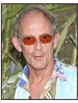 """Christopher Lloyd at the """"Jeepers Creepers 2"""" premiere"""