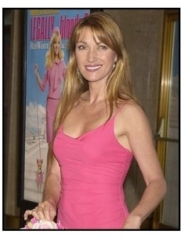 "Jane Seymour at the ""Legally Blonde 2: Red White and Blonde"" premiere"