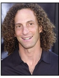 """Kenny G at the """"Terminator 3: Rise of the Machines"""" premiere"""