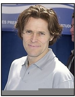 "Willem Dafoe at the ""Finding Nemo"" premiere"