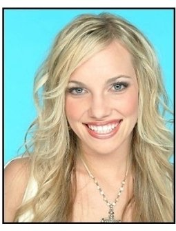 """American Idol"" season 2 semi-finalists:Ashley Hartman"