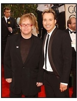 2003 Golden Globe Awards: Elton John