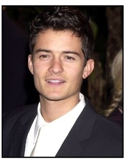 Orlando Bloom at the 2002 Broadcast Film Critic's Choice Awards