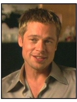 """Ocean's Eleven"" Interview Video Still: Brad Pitt"