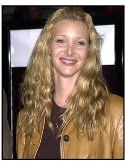 Lisa Kudrow at the Rock Star premiere