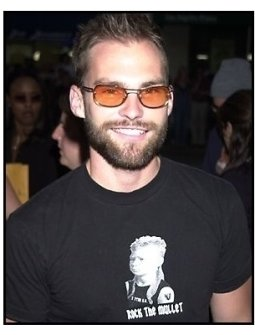 Seann William Scott at the Jay and Silent Bob Strike Back premiere