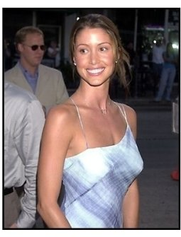 Shannon Elizabeth at the Jay and Silent Bob Strike Back premiere