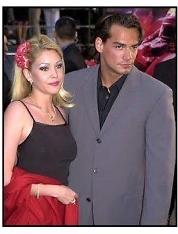 Cristian de la Fuente at the Driven premiere