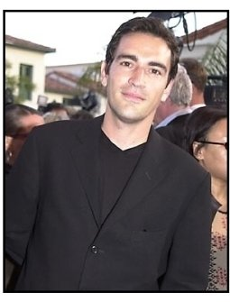 Ben Chaplin at the A Knight's Tale premiere