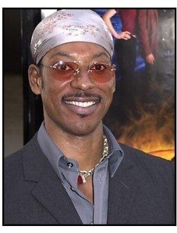 Orlando Jones at the Evolution premiere