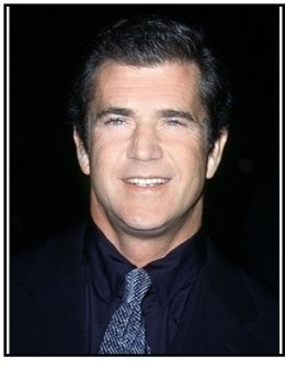 """Mel Gibson at the """"Beloved"""" Premiere"""
