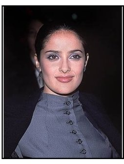 """Salma Hayek at """"The Faculty"""" Premiere"""