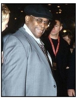 BB King at the All Access premiere