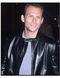 Christian Slater at The 6th Day premiere