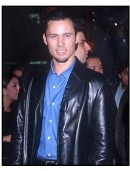 Jeffrey Donovan at the Book of Shadows: Blair Witch 2 premiere
