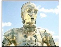 Star Wars: Episode IV - A New Hope movie still: C-3PO