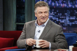 Late Night with Jimmy Fallon, Alec Baldwin