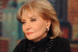 Barbara Walters The View